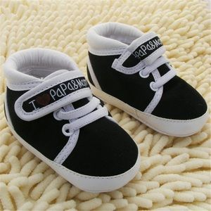 Other - Infant Baby Soft Sole Shoes - Black